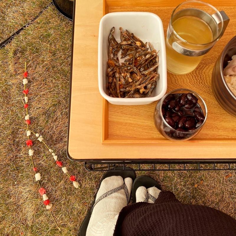キャンプ料理のテーブルコーディネート術-18