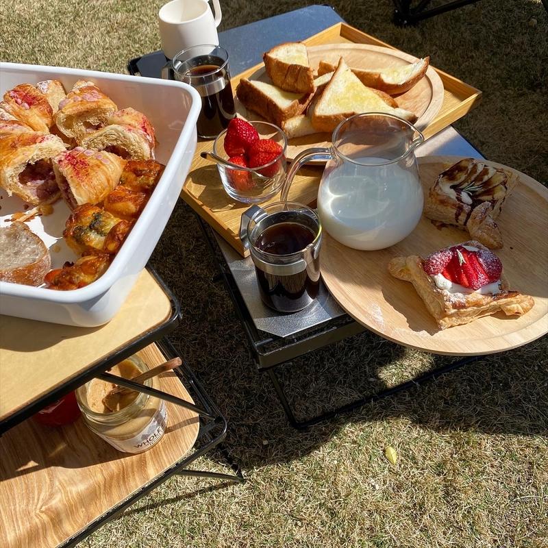 キャンプ料理のテーブルコーディネート術-9