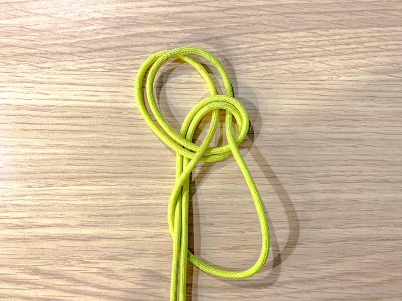 二重もやい結びの結び方-7