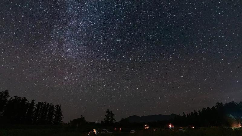 星に手のとどく丘キャンプ場3