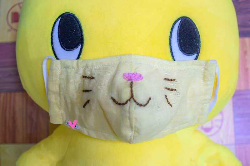 蒸れない夏用マスクの作り方まとめ