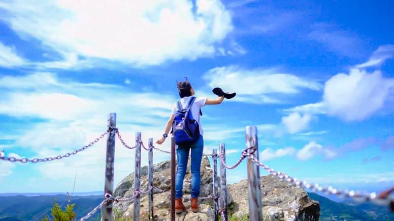 バイクで日帰り登山に挑戦!千葉の伊予ヶ岳は気軽に本格登山が味わえる山でした!