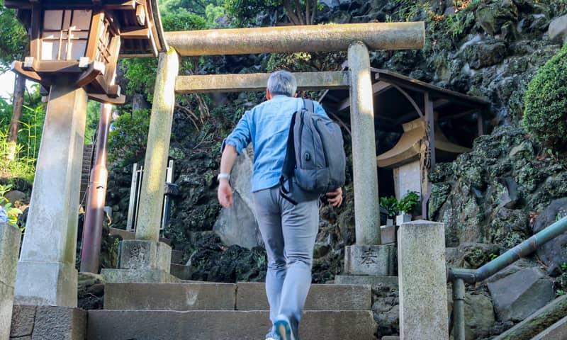 富士塚登山をしてみよう