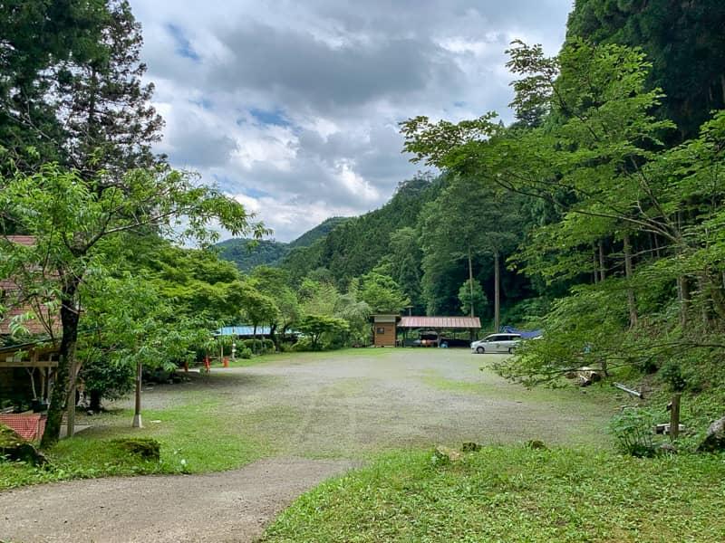 「神戸園キャンプ場」のサイトレビュー