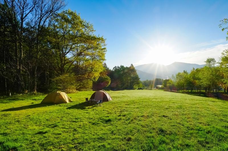 キャンプを取り巻く環境の変化