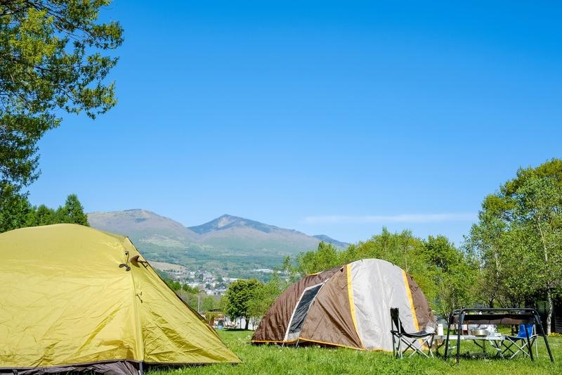 キャンプスタイルの多様性