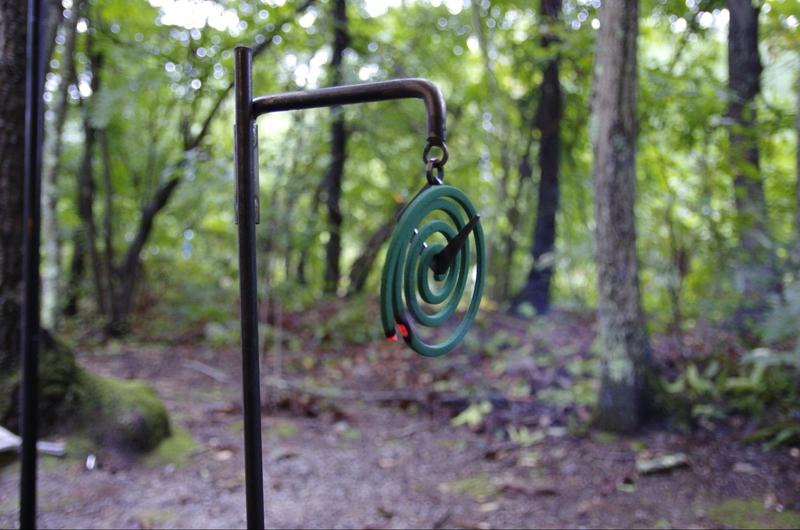 夏のキャンプ場には害虫がいっぱい。キャンプの虫よけ対策をまとめました