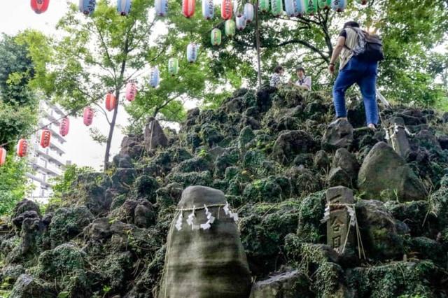 【東京富士塚巡り】1日で江戸七富士を踏破して限界までご利益にあずかりたい