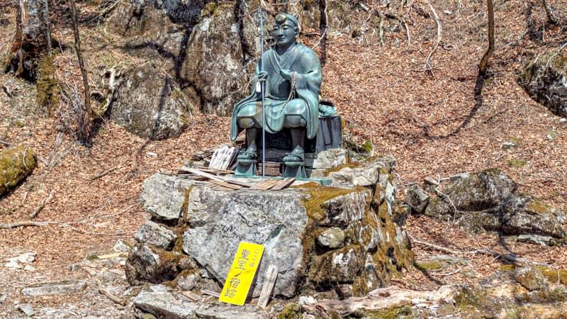 八経ヶ岳06