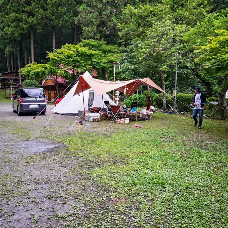 神戸園キャンプ場-4