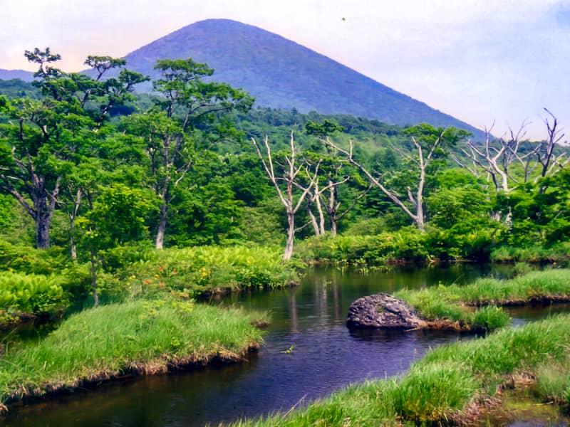 雄大な日本の自然