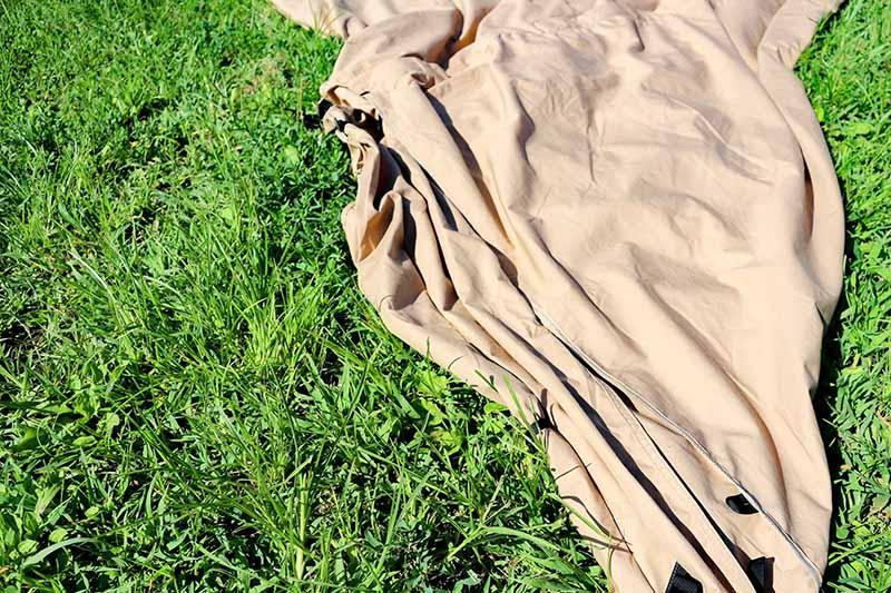 1-50スカートを畳んだまま収納