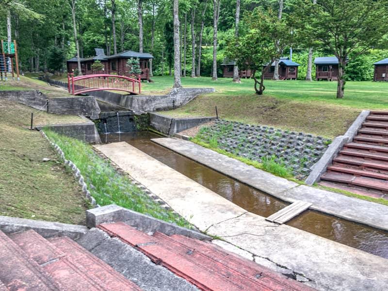 北海道のうらほろ森林公園キャンプ場は子供の遊び場も豊富でファミリーにおすすめです