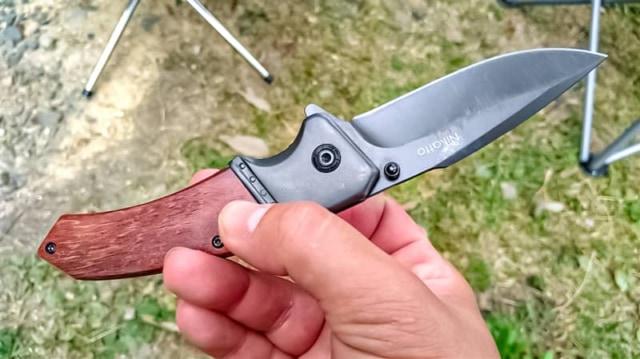 アウトドアはNikattoナイフで決まり!調理から薪割りまで使える驚きの使い勝手を解説