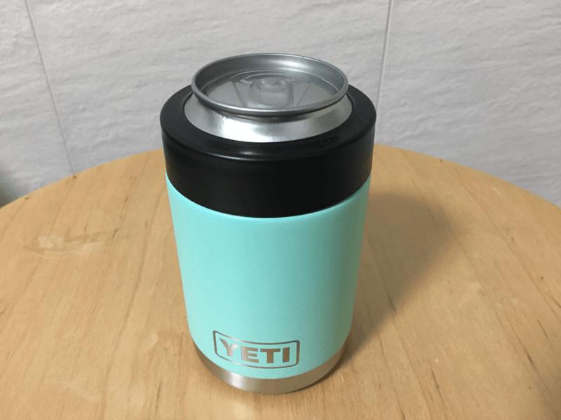 YETIの缶クーラー