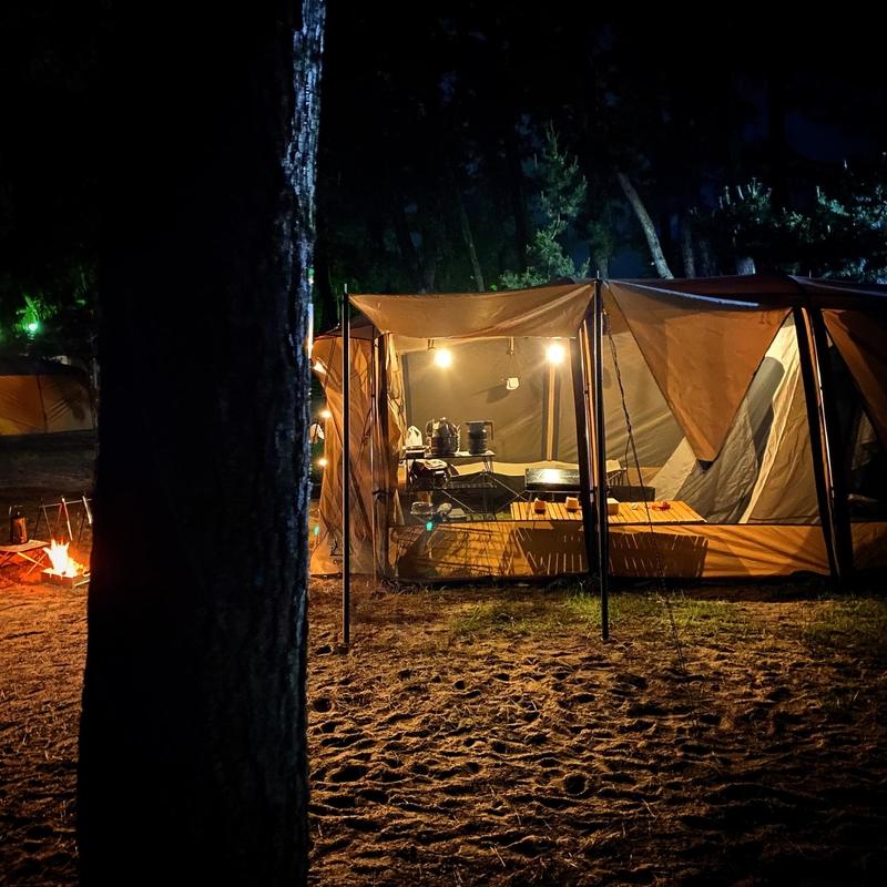 初めての母子キャンプ-26