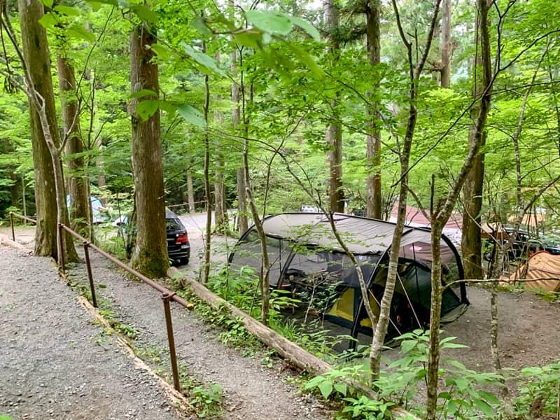 林間サイト-1