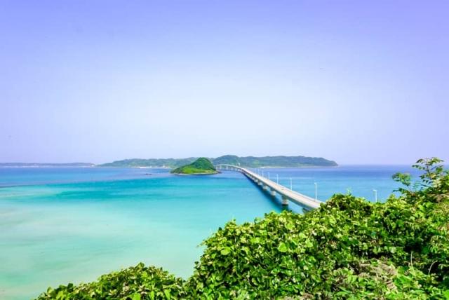 話題の角島を満喫!山口県の角島大浜キャンプ場をレポート