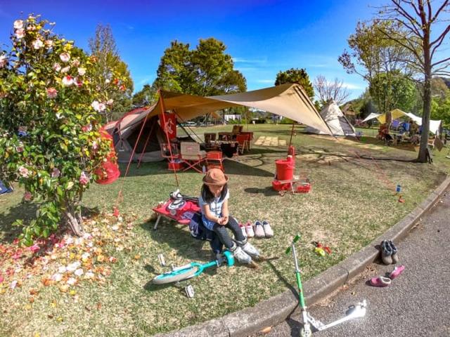 初心者からベテランまで誰からも愛される「出会いの森総合公園オートキャンプ場」