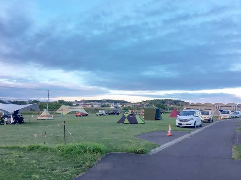 オートキャンプサイトB2