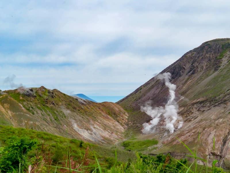 登山初心者におすすめ!ハイキング感覚で有珠山に登って来ました!