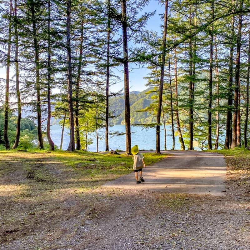 さくら街道みぼろ湖キャンプサイトは皆に薦めたいベストオブ衛生的キャンプ場でした!
