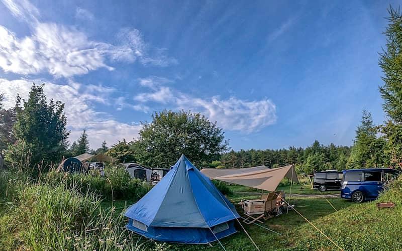 カンパーニャ嬬恋キャンプ場のおすすめサイト情報をまとめて紹介します
