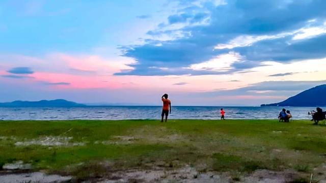 白浜荘オートキャンプ場が魅せる琵琶湖キャンプの魅力!また1つ家族の思い出が増えますよ