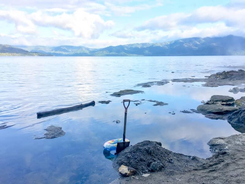 天然の露天風呂が掘れる!?RECAMP砂湯はキャンプ場と思えないほど見所満載でした!