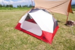 ソロやデュオにおすすめのプロ仕様テント!MSRエリクサー3をキャンプで使ってみた感想