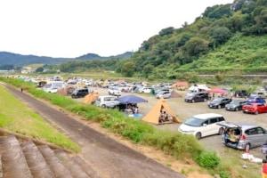徒歩キャンパーにもオススメ!神奈川の中津川河川敷でソロキャンプをしてきました