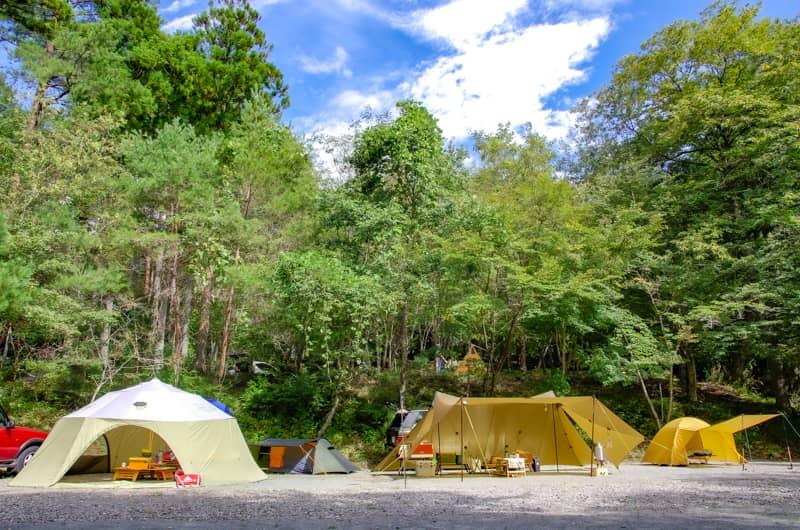 キャンプに興味が無い方からよく聞かれること