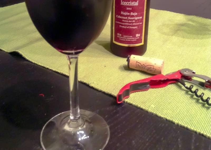 ワインオープナーを忘れる