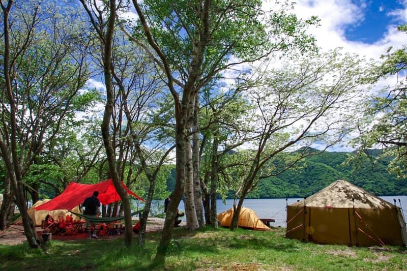 楽しいからキャンプやっています