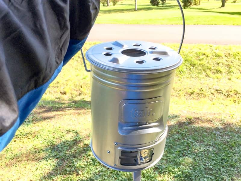 缶ストーブ製品9