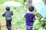 雨が降ってもグループキャンプなら楽しい!いなかの風キャンプ場で土砂降りキャンプ!