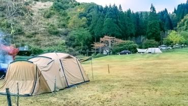 【お得な東海キャンプ場】家族で遊べる貝月リゾートキャンプ場をレビュー【4人なら1泊3,340円でOK】