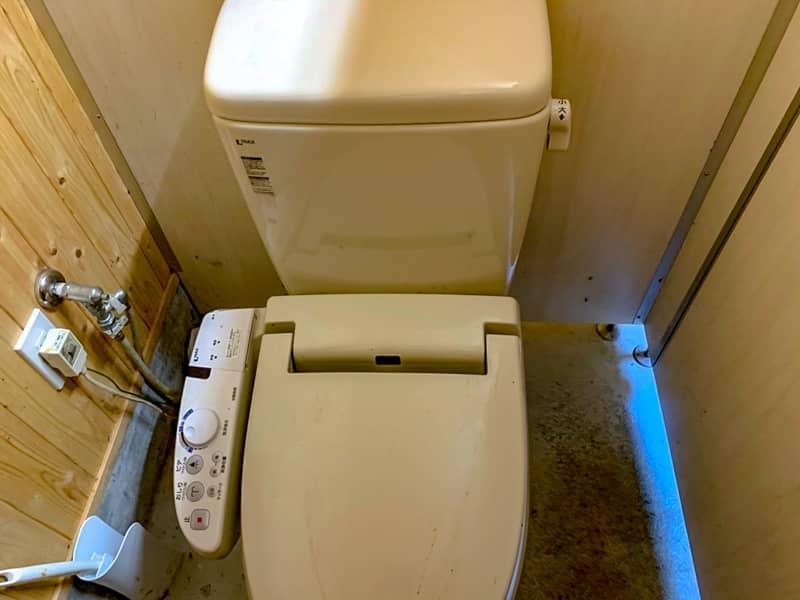 和式と洋式トイレ