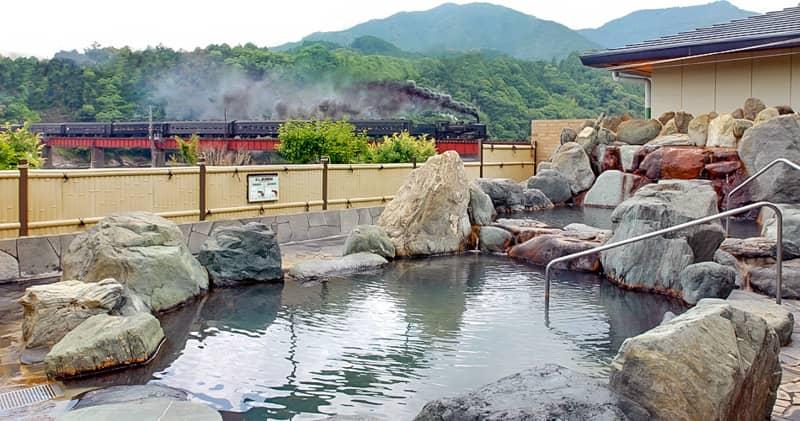 川根温泉-ふれあいの泉
