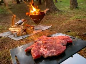 焚き火を愛するキャンパーに使って欲しいOur'sの激レア焚き火台をがっつりレビュー