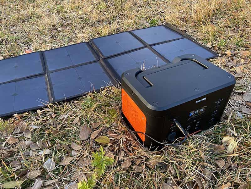 PHILIPSの太陽光発電