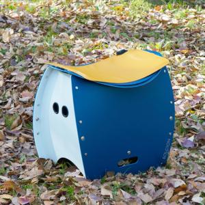 ホットマット付き折りたたみ椅子「HOTパットセット」が100セット限定販売スタート!