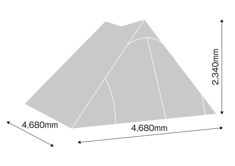 テンマクデザイン「BLACK-SUMMIT-GG8」-2