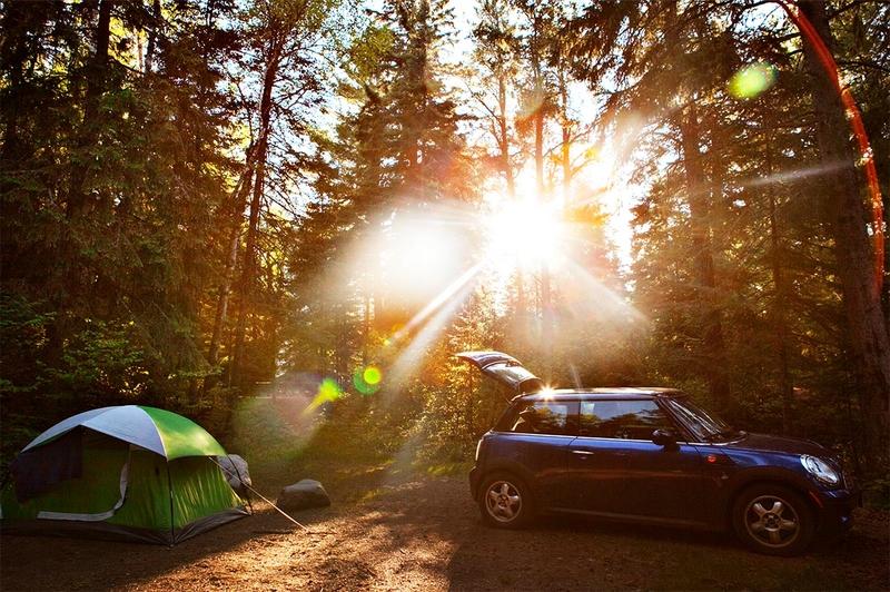 ネスタリゾート神戸でソロキャンプ