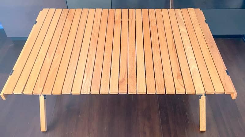 ロールトップテーブル家