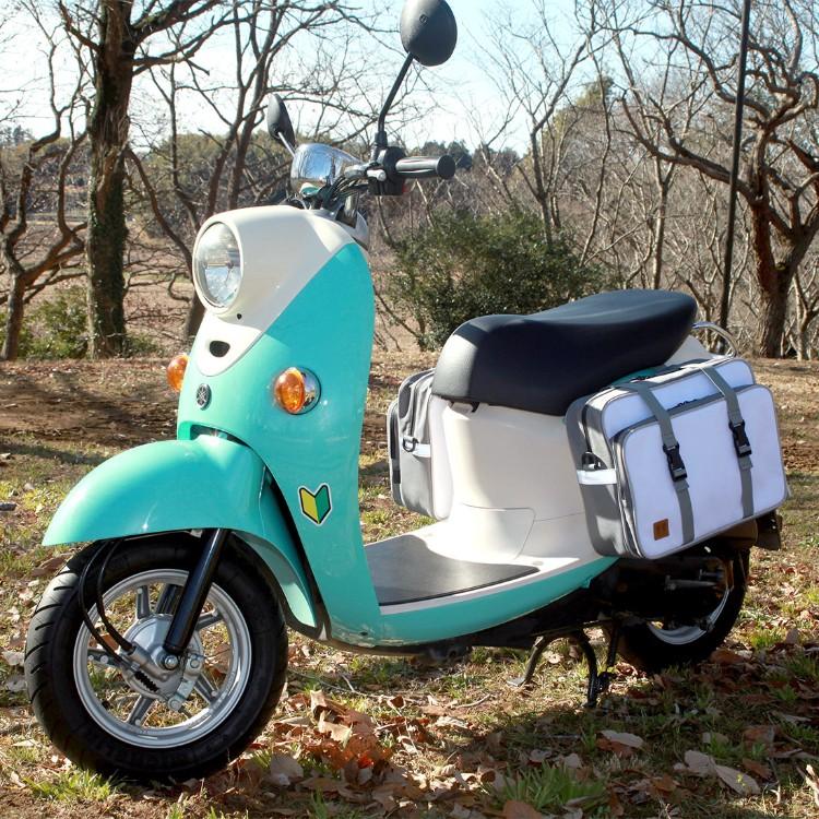原付バイクやロードバイクへの装着が可能