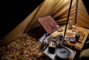 ストーブなしでも冬キャンプは乗り切れるのか?最低気温マイナス5度で試してみた結果