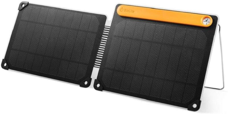 BioLiteバイオライト-アウトドア-ソーラーパネル10PLUS