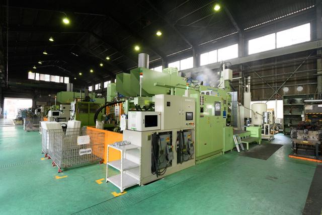 アルペグ製造工場