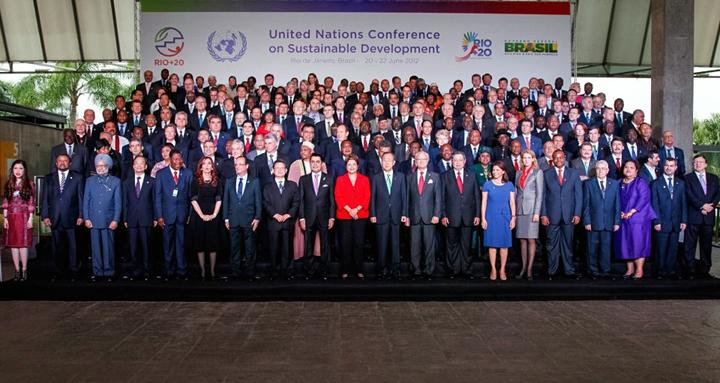 国連サミットにてSDGsが採択
